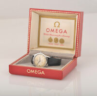 Vintage Men Omega Automatic Seamaster with box caliber 471 wristwatch Swiss Made