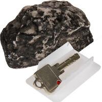 Schlüsselstein Versteck Stein für Schlüsselversteck Ersatzschlüssel Geocaching