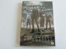 Empire of Corpses DVD New Sealed UK Edition Anime Same Day Dispatch