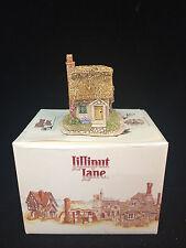 "Lilliput Lane The Spinney 2-1/2"" Tall with Coa Nib!"