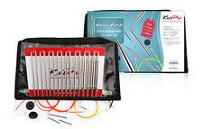 Knitpro Nova Metal Deluxe Set Interchangeable Knitting Needles