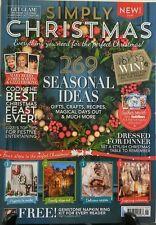 Simply Christmas 2016 269 Seasonal Ideas Gifts Crafts Recipes FREE SHIPPING sb