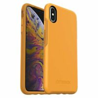 OtterBox SYMMETRY SERIES Case for iPhone Xs Max - Retail Packaging - ASPEN GLEAM