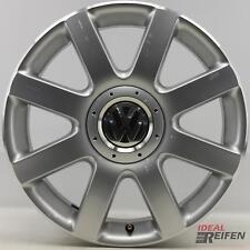 Originale VW Golf 5 6 1K V Meribel 17 Pollici Cerchi 6x17 ET48,5 1K0601025N/1