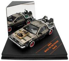 Modèle Auto DeLorean de RITORNO FUTURE 3 Sans Rails 1:43 ORIGINAL VITESSE