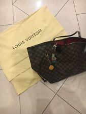 Borsa Louis Vuitton Neverfull GM damier