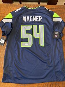 Bobby Wagner Signed Seattle Seahawks Jersey Psa Dna Coa Autographed