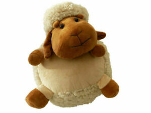 Cozy Time 30cm Sheep Hand Warmer Giant Soft Plush Cuddly Toy Giant Lamb