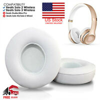 For Solo 2/3 Wireless Bose QC35/25/15 Studio 2.0/3.0 Replacement Earpads Cushion
