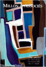 Catalogue Atelier Peinture Tableau Christian Chenard Genevieve Line Liné Jagot