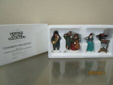 Dept. 56 Heritage Village Chamber Orchestra Set of 4 - #58840