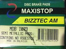 Holden Shuttle Front Brake Pads DB1079 MAXISTOP