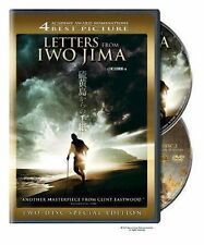LETTERS FROM IWO JIMA DVD MOVIE *NEW* AUS EXPRESS