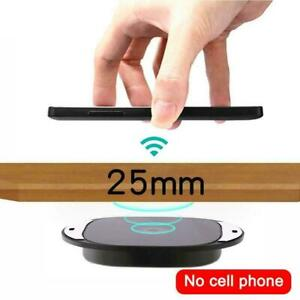 Long Distance Wireless Charger invisible marble desktop furniture table W9R7