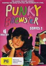 Punky Brewster : Series Season 2 (DVD, 2011, 4-Disc Set) BRAND NEW SEALED
