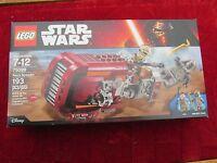 Star Wars Lego Set 75099 Rey's Speeder