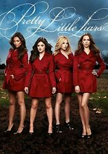 Pretty Little Liars Complete Series 4 DVD All Episodes Fourth Season Original UK