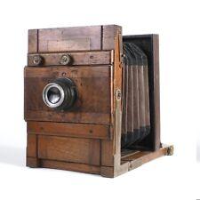 ^Falz & Werner Tailboard 5x7 Large Format Field Camera Goerz Dagor 180mm f6.8