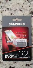 Samsung 32GB MicroSDHC Evo Plus