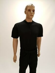 Double Two Black Wicking Shirt Size Large Short Sleeve Epps On Sleeve