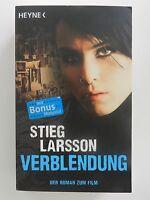 Stieg Larsson Verblendung Roman Thriller Heyne Verlag