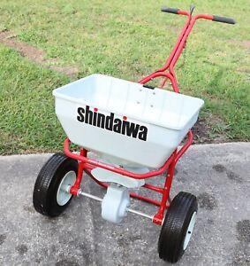 SHINDAIWA SPREADER CBR III  RS76