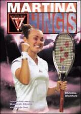 Martina Hingis (WWW) (Women Who Win)-ExLibrary