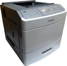 Lexmark T652dn A4 Mono Duplex/Network Laser Printer + Warranty (30G0200)