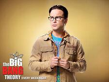 The Big Bang Theory, Leonard Hofstadter Men's Military Shirt, Jacket, Brand New!