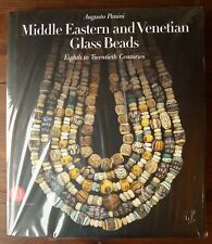Middle Eastern And Venetian Glass Beads  Augusto Panini Book Livre Perles Ancien