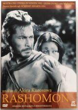 Dvd Rashomon (Rashômon) di Akira Kurosawa 1950 Usato