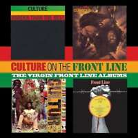 Culture On The Front Line : Culture NEW CD Album (CAROLR3CD   )
