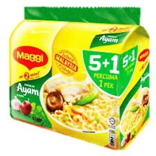 Instant Noodle with different flavor
