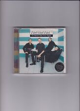 Wet Wet Wet 10 NEW If I Never See You Again SEALED EP CD w/ 4 Postcards RARE