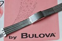 Vintage Bulova Accutron Spaceview Snorkel watch band NOS 1960s/70 by Duchess USA