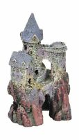 Penn Plax Mythical Magic Castles Aquarium Ornament Small