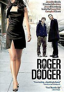 Roger Dodger DVD COMEDY - Isabella Rossellini, Jesse Eisenberg, Campbell Scott