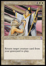 MTG RESURRECTION FOIL EXC - RESURREZIONE - TSP - MAGIC