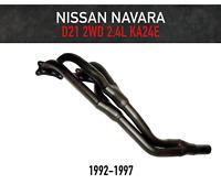 Headers / Extractors for Nissan Navara D21 KA24E 2.4L - 2WD