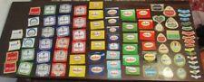 BIG LOT OF 215+ DIFF. BEER LABELS, ALL ARGENTINA, QUILMES, BIECKERT, PILSEN #5