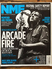 NME 31/7/10 Arcade Fire cover, Mystery Jets, Performance, Black Mountain