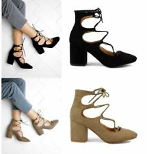 Unbranded Lace Ups Lace Up Heels for Women
