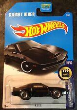 Hot Wheels Super CUSTOM Knight Rider KITT with Real Riders