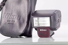 NIKON SPEEDLIGHT SB-23 SB23 FLASH NIKON F100 F5 F6 F90X FA EXCELLENTE CONDITION