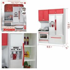 Toys Girl Kitchen Toy Room Pretend Play Red House Combined Girl Toys For Childre