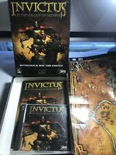 Invictus: In the Shadow of Olympus. PC CD ROM GAME BIG BOX Mythological Strategy