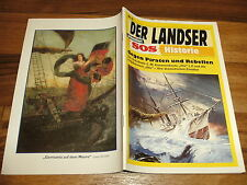 LANDSER präsentiert SOS Historie  # 14 -- GEGEN PIRATEN + REBELLEN // ILTIS I+II