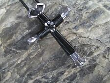 CROSS NAIL NECKLACES- (10 PACK) *SHIPS FREE GREAT GIFTS FOR VBS*  Pick any 10