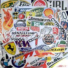 25+ AUTO Rennen WRC Formel 1 F1 Racing etc Clearance & zweite Qualität Aufkleber