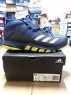 Adidas Wucht P7 Badminton Shoes Racquet Dark Blue Indoor Training NWT DA8864 US9
